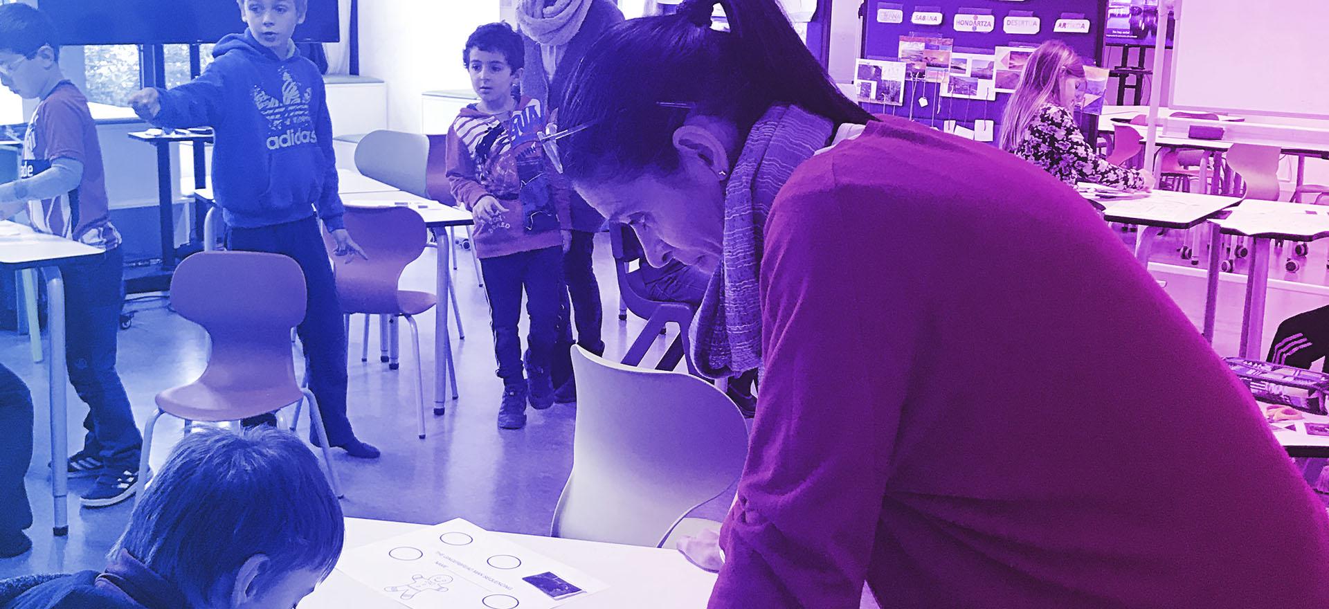 Formación docente con Mar Romera en Aula